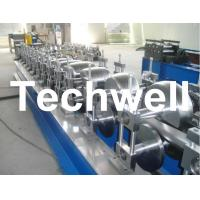 China 80mm, 100mm Or 120mm Custom Round Downspout Roll Forming Machine for Rainwater Downpipe wholesale