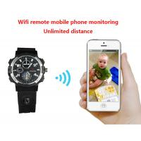 Quality Y32 32GB 720P WIFI IP Spy Watch Camera Wireless Remote CCTV Video Monitor IR for sale