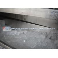 China Easy Clean Air Cooled / Water Cooled Ice Machine , Industrial Ice Making Machines wholesale