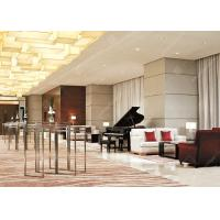 China Highly Endurable 4 5 Star Hotel Lobby Furniture Modern Style Environment - Friendly wholesale
