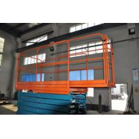 China Motorized scissor lift with loading capacity 450Kg and 3M Lifting Height with Extension wholesale