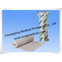 China Plaster Bandages Roll Cast And Splint Used Injured Stabilized Anatomical structures wholesale