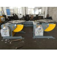 China Digital Display Electric Tilting Rotary Welding Positioners For Automatic Pipe Welding wholesale