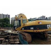 China 2006330C used caterpillar excavator 330CL on sale