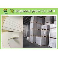 China High Brightness White Back Duplex Board 2 Side White Environmental Friendly wholesale