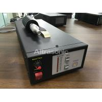 China 40Khz Ultrasonic Spot Welding Machine Enviromental Protection wholesale