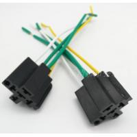 Buy cheap custom-made  40A  automotive relay socket (with wire) /  Auto socket / universal relay socket. product