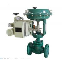 China DN40 - DN500 Pneumatic Control Valve / Pneumatic Globe Valve Smooth Appearance wholesale