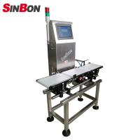 China Online Automatic Checkweigher Rejector electronic belt scale conveyor wholesale