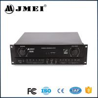China 500W Clear KTV Equaliz Power Mixer Amplifier Stereo Effect Sound Memory Function 3C wholesale