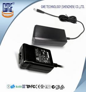 China Black 12V 1A AC En60950 Pc Desktop Power Supply AC DC Adaptor 12W wholesale