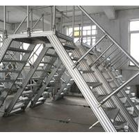 China Aluminum Stair and Platform System wholesale