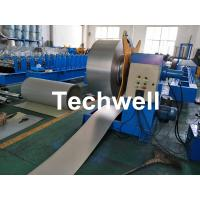 China Hydraulic Decoiler / Uncoiler Machine With 0-15m/Min Uncoiling Speed , Coil Width 1500mm wholesale