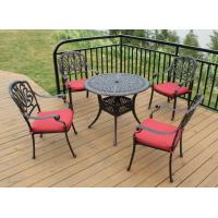 China garden furniture cast aluminum set-9808 wholesale