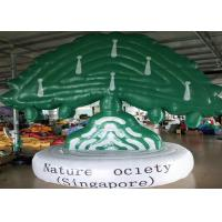 China Environmental Theme Inflatable Advertising Products Tree Plant Cartoon Model on sale