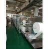 China CE Wet Wipes Production Line 19KW Wet Installation Power Full servo motor wholesale