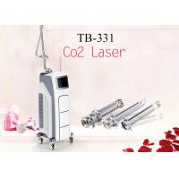 China RF Tube Co2 Fractional Laser Scar Removal Skin Rejuvenation Machine 10600nm wholesale