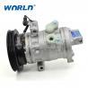 China 10SA13 Auto AC Compressor For Suzuki Alto 09-14 1.0L Nissan Pixo 1.0L 09- CELERIO 08- wholesale