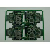 China High Precision HDI PCB PWB for LED Panel Lights , Manufacturing Of Pcb Boards wholesale