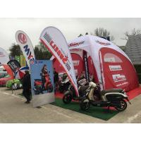 China Quick Set Up Inflatable Advertising Tent , Inflatable Advertising Products Waterproof on sale