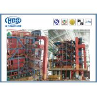 China Industrial Steam Circulating Fluidized Bed Combustion Boiler High Pressure wholesale