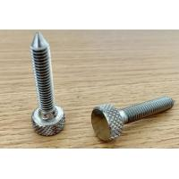 China Stainless Steel Non Standard Screws , A2 - 70 Knurled Head Thumb Screws on sale