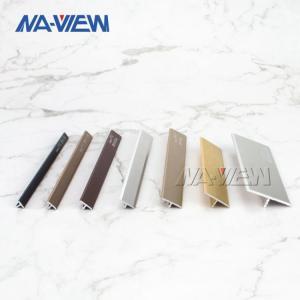 China ODM Metal Tile Edging Decorative L Shape Straight Corner Aluminium Trim wholesale