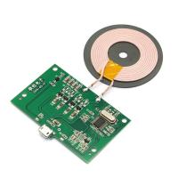 China Inductive Universal Qi Wireless Charging Module , Qi Transmitter Module wholesale