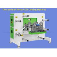 China 380V 50HZ Automatic Rotary Die Cutting Machine For Protective Film / Adhesive Tape wholesale