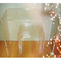 China FU (76) clear acrylic bar furniture wholesale