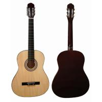 China Nylon String Wood Classical Guitar Natural For Learners / Students CG3910 wholesale