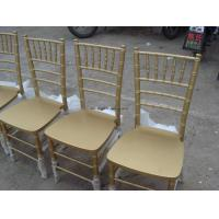 Buy cheap Gold Chiavari Chair (CC001) from wholesalers