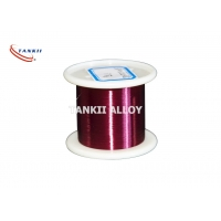 China Bare N6 0.025mm Enamel Insulated Wire Non Oxidized For Winding Resistors wholesale