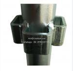 Steel same line level hotgalcanized Haki scaffolding vertcials standards