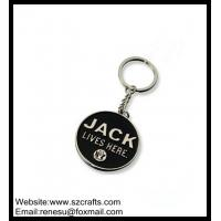 China 2014 Newest promotion gifts metal car key chain made in GuangDong wholesale