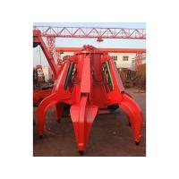 China 1 Ton ~80Ton High Quality Grab Bucket for Overhead Bridge Crane / Gantry Crane Using wholesale