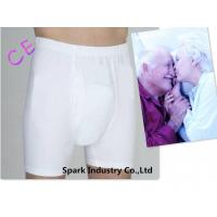 China Cotton Adult Washable Incontinence Briefs With Pad For Men wholesale