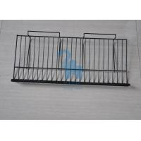 Quality Anti Rust Retail Hanging Display Racks , Wire Mesh Wall Display Rack For Retail for sale