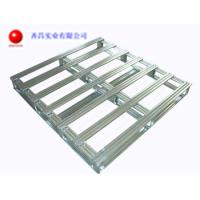 China Galvanized 2 way / 4 way warehouse pallet , stacking pallets Strong Durable wholesale