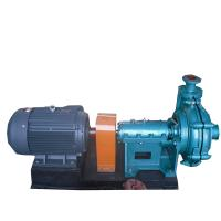 Quality High Chrome Alloy Abrasive Slurry Pump , Cement Slurry Pump Diesel / Electronic for sale