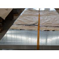 China Astm A525 Hot Dip Galvanized Steel Sheet For Building Roof / Walls wholesale