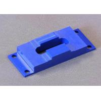 China Structural Ceramic parts / Blue Machinable Ceramic Block 1mm , 2mm , 3mm Thickness wholesale