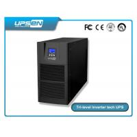 China Industrial ups systems 6Kva and 10Kva with Three Level Inverter tech wholesale