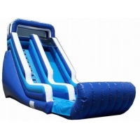 China Amazing Commercial Blow Up Water Slides wholesale
