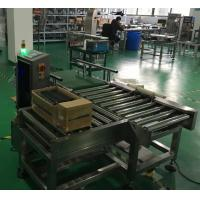 China Check Weigher for Heavy Weight 10- 20kgs products weight  and reject process wholesale