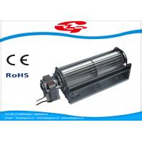 China Shade Pole Motor Gross Centrifugal Blower Fan For Oven , Heater , Fireplace wholesale