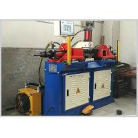 China SGD40 Hydraulic Tube End Forming Machines One Work Station With Scm Controlling wholesale