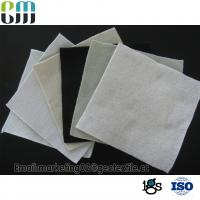 China High quality filament long fiber woven geotextiles for road construction wholesale