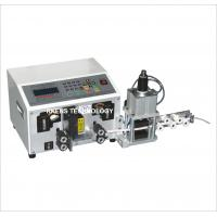 China Flat Ribbon Wire Cutting And Stripping Machine Automated Wire Cutter 12 Pin wholesale