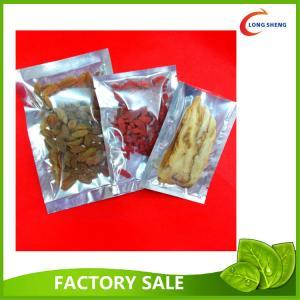 Buy cheap Al Foil 3 Side Heat Seal Plastic Vacuum Food Storage Bags 0.08mm / 0.10mm product